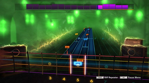 "Скриншот №5 к Rocksmith® 2014 Edition – Remastered – The Meters - ""Cissy Strut"""