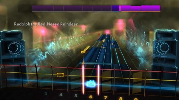 Скриншот №5 к Rocksmith® 2014 Edition – Remastered – Christmas Classics Song Pack