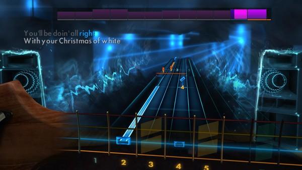Скриншот №3 к Rocksmith® 2014 Edition – Remastered – Christmas Classics Song Pack