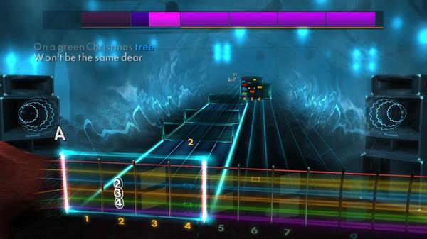 "Скриншот №2 к Rocksmith® 2014 Edition – Remastered – Elvis Presley - ""Blue Christmas"""
