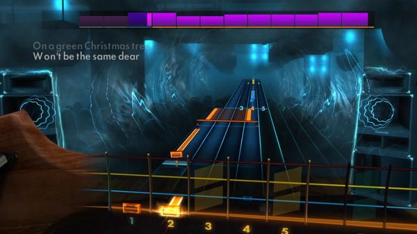 "Скриншот №4 к Rocksmith® 2014 Edition – Remastered – Elvis Presley - ""Blue Christmas"""