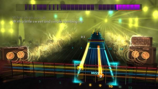 Скриншот №3 к Rocksmith® 2014 Edition – Remastered – Jimmy Eat World Song Pack