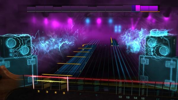 Скриншот №2 к Rocksmith® 2014 Edition – Remastered – Jimmy Eat World Song Pack