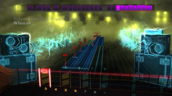 "Скриншот №4 к Rocksmith® 2014 Edition – Remastered – Jimmy Eat World - ""Sweetness"""