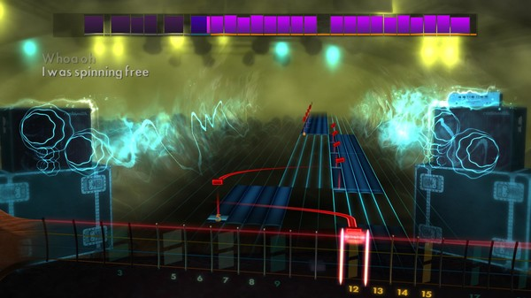 "Скриншот №5 к Rocksmith® 2014 Edition – Remastered – Jimmy Eat World - ""Sweetness"""