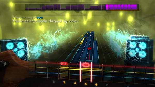 Скриншот №4 к Rocksmith® 2014 Edition – Remastered – Alice Cooper Song Pack