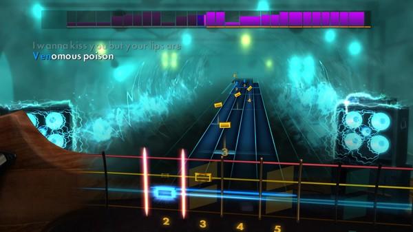 "Скриншот №5 к Rocksmith® 2014 Edition – Remastered – Alice Cooper - ""Poison"""