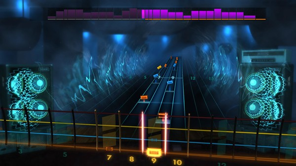 "Скриншот №4 к Rocksmith® 2014 Edition – Remastered – Alice Cooper - ""Schools Out"""
