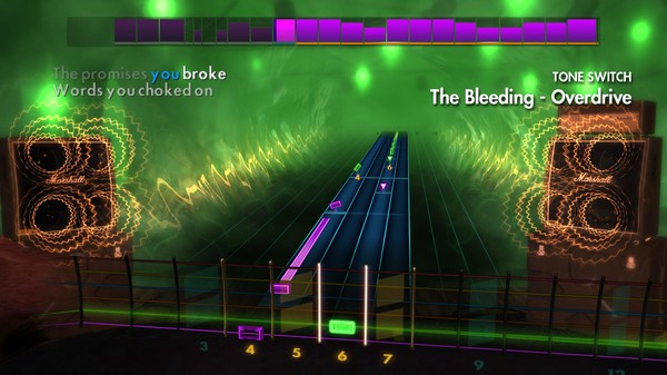 Скриншот №5 к Rocksmith® 2014 Edition – Remastered – Five Finger Death Punch Song Pack