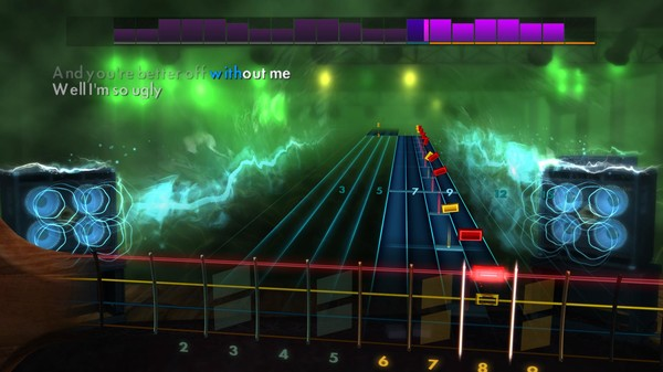 Скриншот №1 к Rocksmith® 2014 Edition – Remastered – Five Finger Death Punch Song Pack