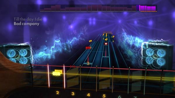 "Скриншот №1 к Rocksmith® 2014 Edition – Remastered – Five Finger Death Punch - ""Bad Company"""