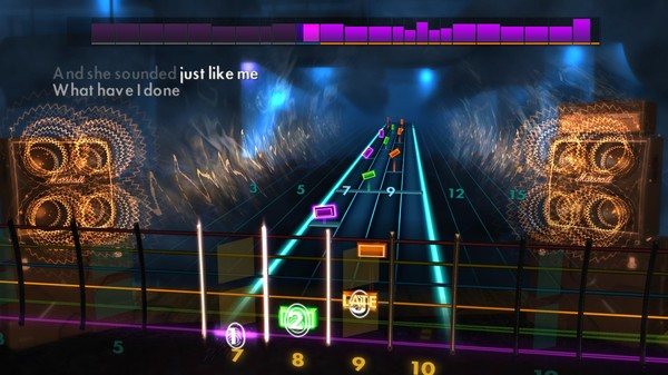 """Скриншот №3 к Rocksmith® 2014 Edition – Remastered – Five Finger Death Punch - """"Wrong Side of Heaven"""""""