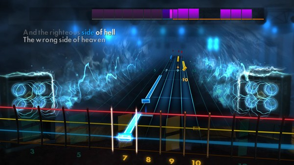 """Скриншот №5 к Rocksmith® 2014 Edition – Remastered – Five Finger Death Punch - """"Wrong Side of Heaven"""""""