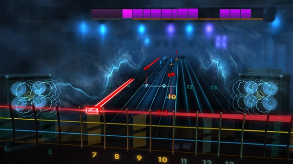 """Скриншот №4 к Rocksmith® 2014 Edition – Remastered – Five Finger Death Punch - """"Wrong Side of Heaven"""""""