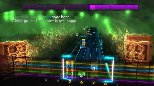 "Скриншот №3 к Rocksmith® 2014 Edition – Remastered – The Rolling Stones - ""Brown Sugar"""