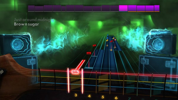 "Скриншот №4 к Rocksmith® 2014 Edition – Remastered – The Rolling Stones - ""Brown Sugar"""