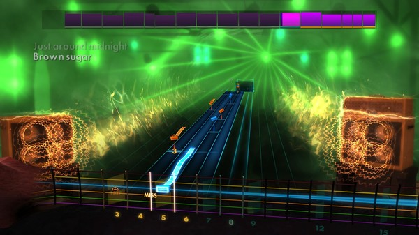 "Скриншот №2 к Rocksmith® 2014 Edition – Remastered – The Rolling Stones - ""Brown Sugar"""