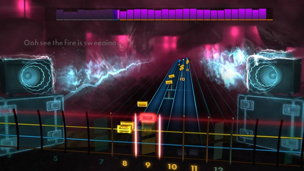 """Скриншот №4 к Rocksmith® 2014 Edition – Remastered – The Rolling Stones - """"Gimme Shelter"""""""
