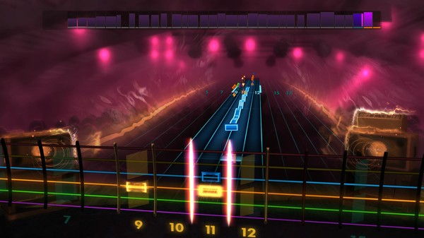 """Скриншот №1 к Rocksmith® 2014 Edition – Remastered – The Rolling Stones - """"Gimme Shelter"""""""