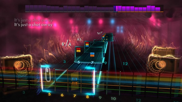 """Скриншот №2 к Rocksmith® 2014 Edition – Remastered – The Rolling Stones - """"Gimme Shelter"""""""