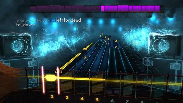 "Скриншот №1 к Rocksmith® 2014 Edition – Remastered – The Rolling Stones - ""Jumpin Jack Flash"""