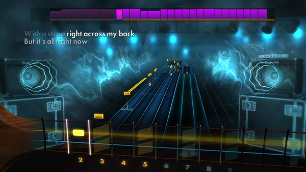 "Скриншот №2 к Rocksmith® 2014 Edition – Remastered – The Rolling Stones - ""Jumpin Jack Flash"""