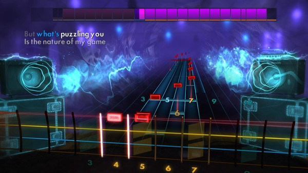 """Скриншот №5 к Rocksmith® 2014 Edition – Remastered – The Rolling Stones - """"Sympathy for the Devil"""""""