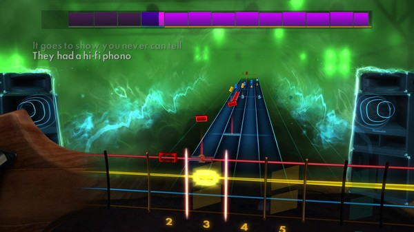 Скриншот №5 к Rocksmith® 2014 Edition – Remastered – Chuck Berry Song Pack
