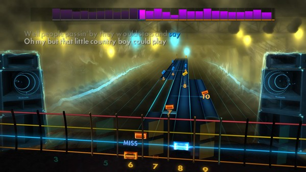 "Скриншот №1 к Rocksmith® 2014 Edition – Remastered – Chuck Berry - ""Johnny B. Goode"""