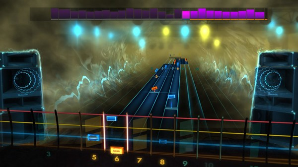 "Скриншот №2 к Rocksmith® 2014 Edition – Remastered – Chuck Berry - ""Johnny B. Goode"""