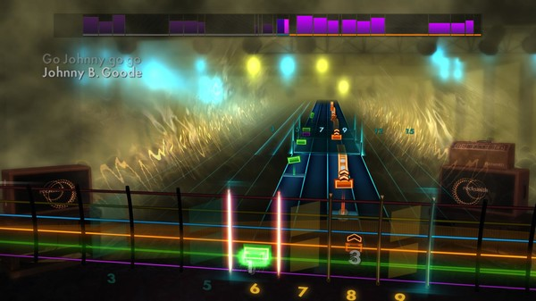 "Скриншот №5 к Rocksmith® 2014 Edition – Remastered – Chuck Berry - ""Johnny B. Goode"""