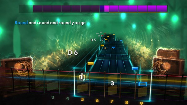 "Скриншот №1 к Rocksmith® 2014 Edition – Remastered – Chuck Berry - ""School Day Ring Ring Goes The Bell"""