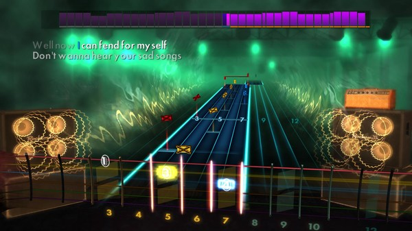 "Скриншот №4 к Rocksmith® 2014 Edition – Remastered – Paramore - ""Ignorance"""