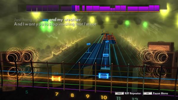 "Скриншот №4 к Rocksmith® 2014 Edition – Remastered – Paramore - ""Rose-Colored Boy"""