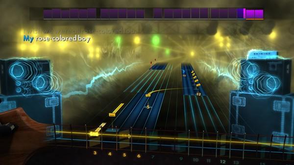 "Скриншот №5 к Rocksmith® 2014 Edition – Remastered – Paramore - ""Rose-Colored Boy"""