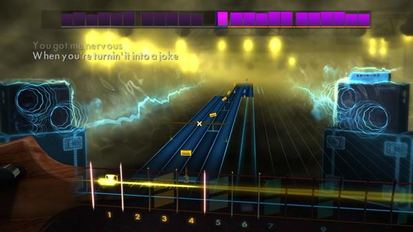 "Скриншот №3 к Rocksmith® 2014 Edition – Remastered – Paramore - ""Rose-Colored Boy"""