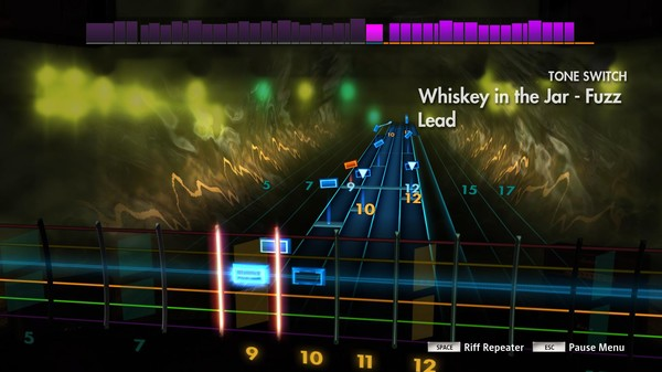 Скриншот №4 к Rocksmith® 2014 Edition – Remastered – Variety Song Pack XX