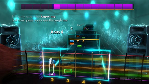 Скриншот №1 к Rocksmith® 2014 Edition – Remastered – Variety Song Pack XX