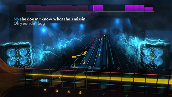Скриншот №3 к Rocksmith® 2014 Edition – Remastered – Variety Song Pack XX