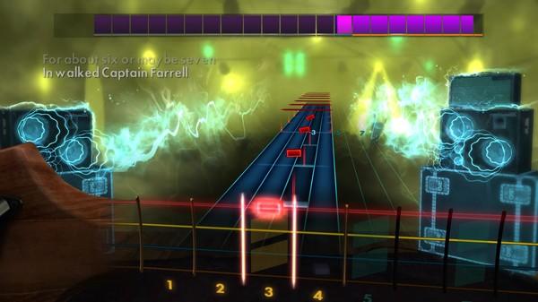 "Скриншот №4 к Rocksmith® 2014 Edition – Remastered – Thin Lizzy - ""Whiskey in the Jar"""