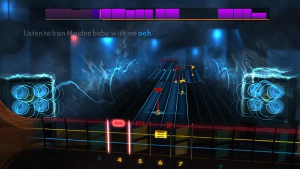 "Скриншот №4 к Rocksmith® 2014 Edition – Remastered – Wheatus - ""Teenage Dirtbag"""