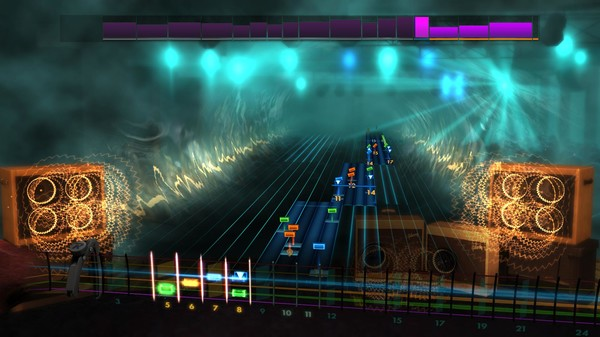 "Скриншот №4 к Rocksmith® 2014 Edition – Remastered – Les Paul  Mary Ford - ""On the Sunny Side of the Street"""