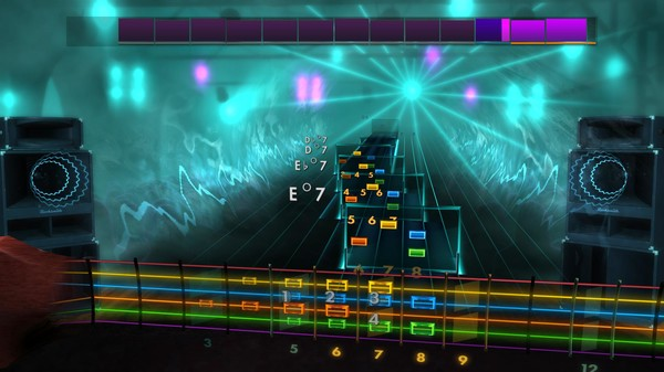 "Скриншот №1 к Rocksmith® 2014 Edition – Remastered – Les Paul  Mary Ford - ""On the Sunny Side of the Street"""