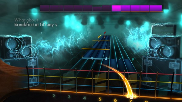 "Скриншот №1 к Rocksmith® 2014 Edition – Remastered – Deep Blue Something - ""Breakfast at Tiffanys"""