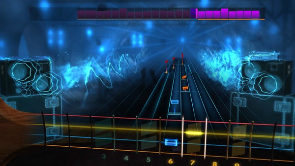 Скриншот №1 к Rocksmith® 2014 Edition – Remastered – Queen Song Pack III