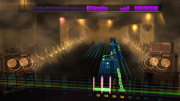Скриншот №4 к Rocksmith® 2014 Edition – Remastered – Queen Song Pack III