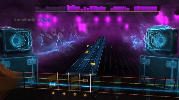 "Скриншот №3 к Rocksmith® 2014 Edition – Remastered – Queen - ""Somebody to Love"""