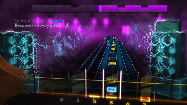 "Скриншот №4 к Rocksmith® 2014 Edition – Remastered – Green Day - ""When I Come Around"""