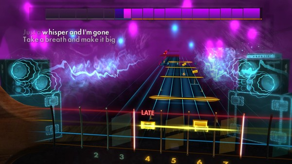 "Скриншот №5 к Rocksmith® 2014 Edition – Remastered – Stone Temple Pilots - ""Trippin on a Hole in a Paper Heart"""