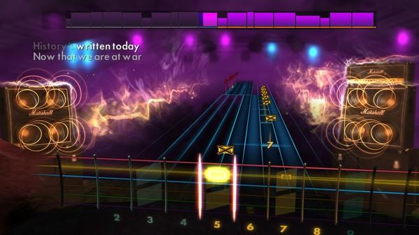 Скриншот №2 к Rocksmith® 2014 Edition – Remastered – Sabaton Song Pack